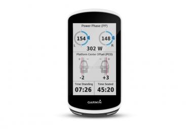 Ciclocomputador GPS Garmin Edge 1030 Pack con sensores