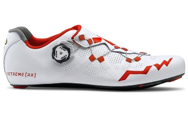 Chaussures route northwave extreme rr blanc rouge 2018 46
