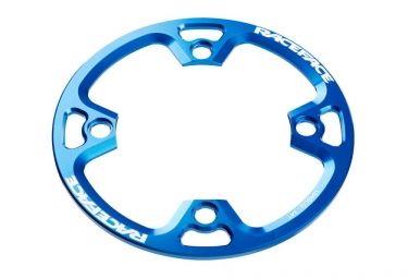protege plateau race face fat tab 4 trous bleu 36