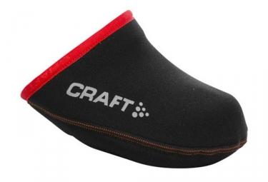 couvres orteils craft noir rouge