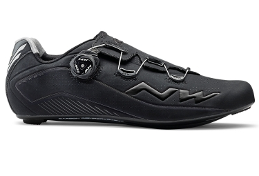 Chaussures route northwave flash 2 carbon noir 2018 47