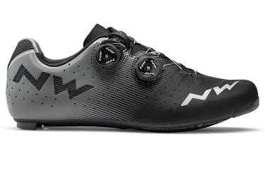 Northwave Revolution Road Shoes Black Grey 2018