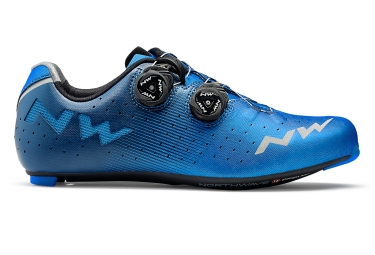 Chaussures route northwave revolution bleu 2018 46