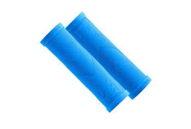 RACE FACE Paire de Grips SNIPER Slide-On Bleu