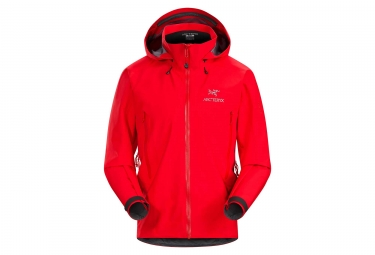 Veste Imperméable Arcteryx Beta Ar Rouge