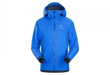 veste arcteryx beta sl hybrid bleu l