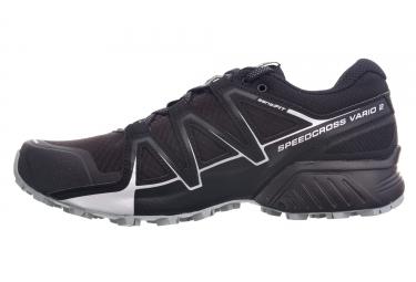 Chaussures de Trail Salomon Speedcross Vario 2 GTX Noir