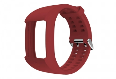 bracelet polar m600 rouge