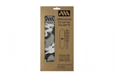 Kit Protection de Cadre ALL MOUNTAIN STYLE Honey Comb 9 pcs - Camo