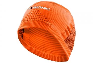 bandeau x bionic headband high orange 54 58 cm