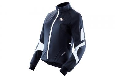 veste femme x bionic spherewind light biking noir m