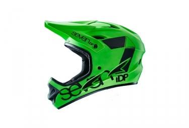 casque integral seven m1 vert noir xl 61 62 cm