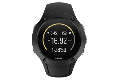suunto spartan trainer wrist hr gps watch black