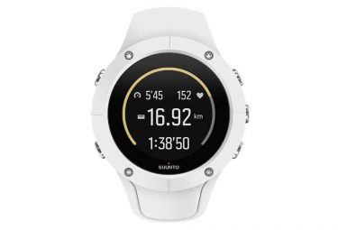 suunto spartan trainer wrist hr gps watch white