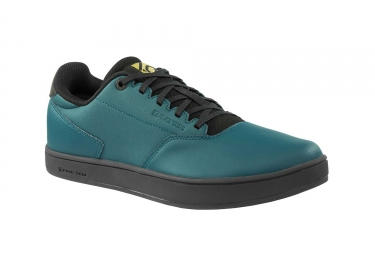 Chaussures vtt five ten district clip vert 42