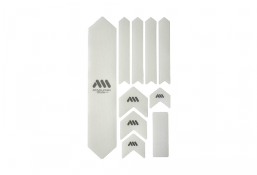 ALL MOUNTAIN STYLE XL Frame Guard Kit - 10 pcs - Clear