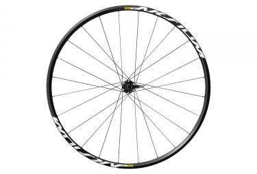 mavic 2018 roue avant aksium disc 6 trous 9 x 100 mm