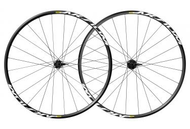 mavic 2018 paire de roues aksium disc shimano sram 6 trous 9 x 100 9 x 135 mm