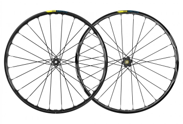 mavic 2018 paire de roues e xa elite 27 5 shimano sram 6 trous boost 15 x 110 12 x 148 mm