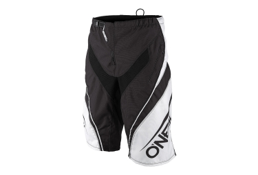 Oneal Element Blocker Short Nero Bianco