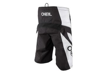 Short Oneal Element Blocker Noir Blanc
