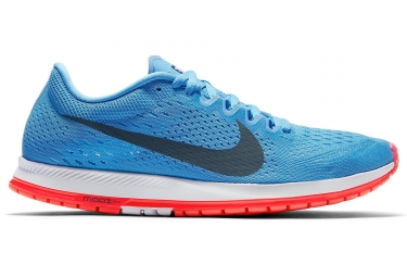 nike air zoom streak 6 bleu blanc rouge mixte 45 1 2