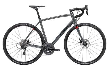 Gravel bike trek 2018 domane alr 5 gravel shimano 105 11v gris 50 cm 158 164 cm