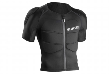 veste de protection bluegrass armour b s noir s