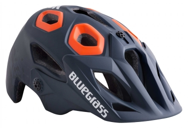 casque bluegrass golden eyes bleu orange m 56 59 cm