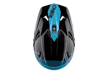 Casco Integral O'Neal BACKFLIP RL2 BUNGARRA Noir / Bleu