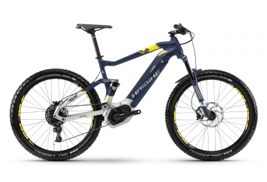 Electric Full Suspension Haibike Sduro FullSeven 7.0 Sram NX1 11V 27.5'' 2018