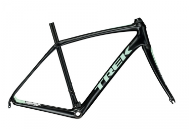 Women Frameset TREK 2018 DOMANE SL Black Green