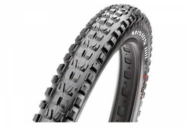 Pneu maxxis minion dhf 27 5 plus tubeless ready souple exo protection 3c maxx terra