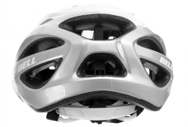 Casco Bell Traverse Argent / Blanc