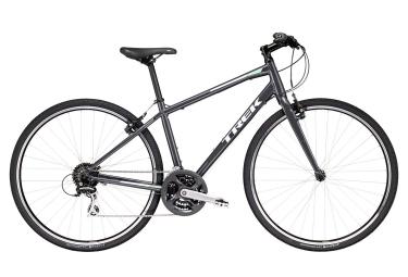 Donna City Bike TREK 2018 FX 2 WSD Shimano Acera 8s Grigio