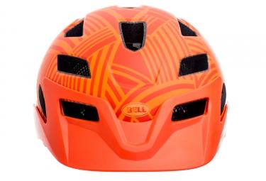 Casque Enfant Bell Sidetrack Orange