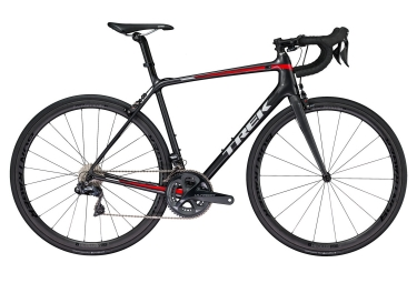 road bike trek 2018 emonda sl 7 shimano ultegra r8050 di2 11s black red 62 cm 189 197 cm - Trek