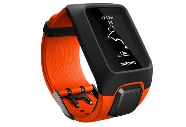 Montre GPS Multisport TOMTOM ADVENTURER CARDIO + MUSIC Orange