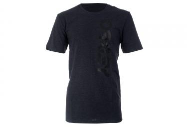 T-Shirt Oakley Tri-Mark II Side Gris