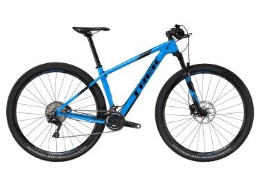 Vtt semi rigide trek 2018 procaliber 9 7 29 shimano xt 11v bleu noir 18 5 pouces 170