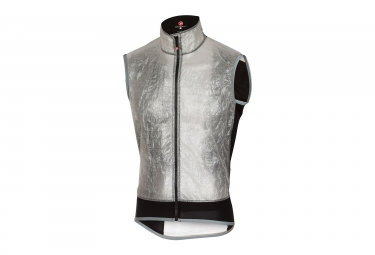veste coupe vent castelli vela transparent xl