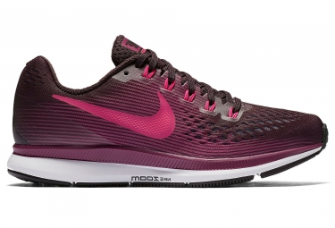 Nike Air Zoom Pegasus 34 Black Pink Women