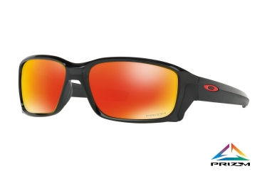 lunettes oakley straighlink noir prizm ruby ref oo9331 1558