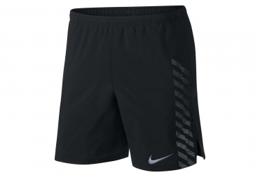 short nike distance flash noir homme m