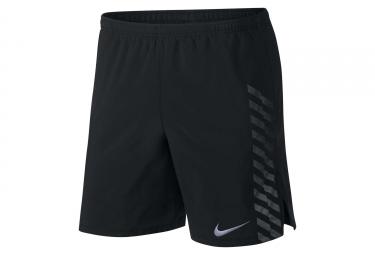 Short Nike Distance Flash Noir Homme