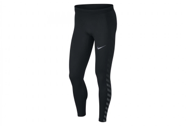collant nike power tech flash noir homme l