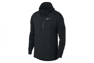 sweat a capuche nike therma sphere element hybrid noir homme l