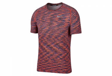maillot nike dri fit knit multi couleur homme l