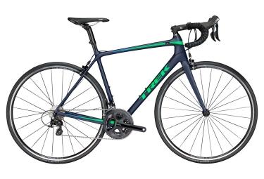 velo de route trek 2018 emonda sl 5 shimano 105 11v bleu vert 60 cm 184 191 cm
