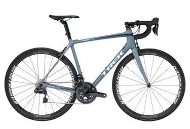 velo de route trek 2018 emonda sl 7 shimano ultegra r8050 di2 11v bleu noir 60 cm 18